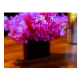 Carte Postale Fleurs de roses indien