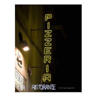 Carte Postale Florence, Italie 8