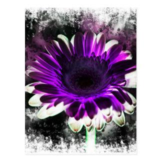 Carte Postale Flower