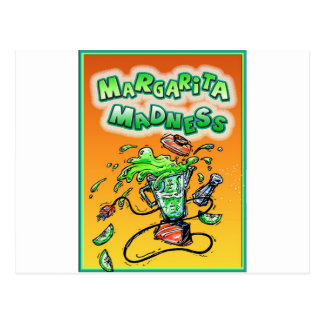 Carte Postale Folie de margarita pour Cinco De Mayo