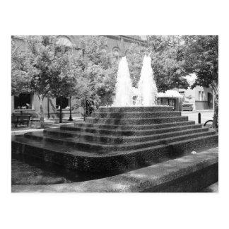 Carte Postale Fontaine de Moscou Idaho