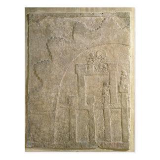 Carte Postale Forteresse sous le siège, de Nimrud, l'Irak