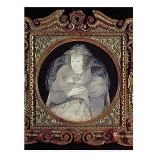 Carte Postale Frances, comtesse Howard