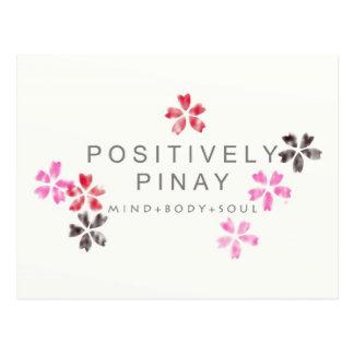 Carte Postale Franchement Pinay - customisé