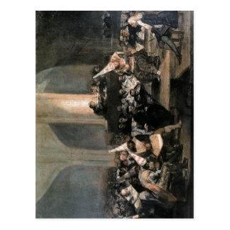 Carte Postale Francisco de Goya Francisco Jos ? de Goya y