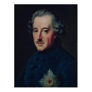 Carte Postale Frederick II le grand