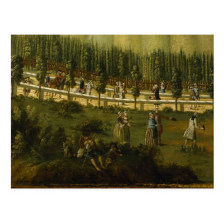 Carte Postale Frederick le grand à cheval