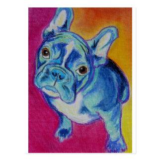Carte Postale Frenchie #1