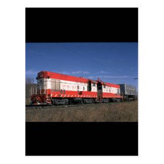 Carte Postale Frisco Fairbanks-Morse H-10-44_Trains