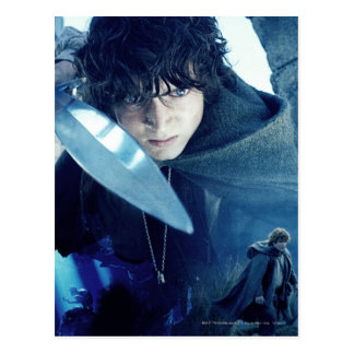 Carte Postale FRODO™ avec l'épée