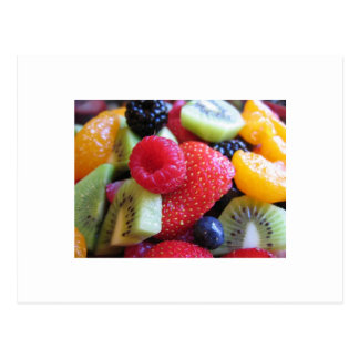 Carte Postale fruit-salade
