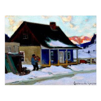 Carte Postale Gagnon - Le Boutique