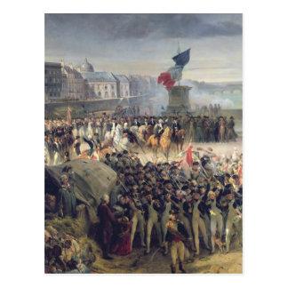 Carte Postale Garde Nationale De Paris