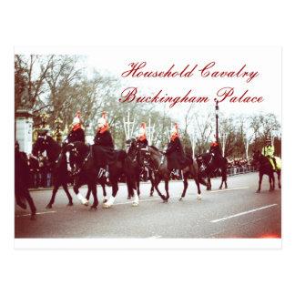 Carte Postale Garde royale de Buckingham Palace