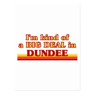 Carte Postale Genre d'I´m d'affaire à Dundee