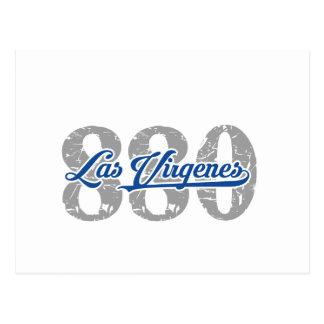 Carte Postale Gens du pays 880 de Las Virgenes