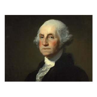 Carte Postale George Washington