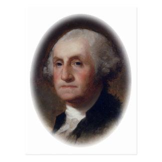 Carte Postale George Washington - Thomas Sulley (1820)