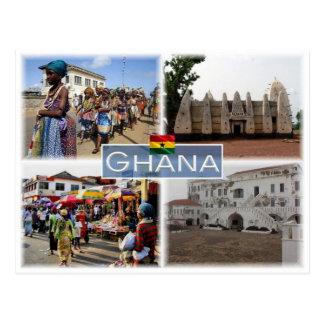 Carte Postale GH Ghana -