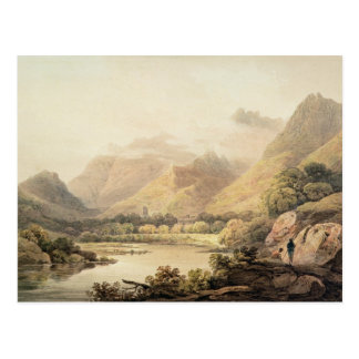 Carte Postale Ghirimeer, sur le lac supérieur de Killarney