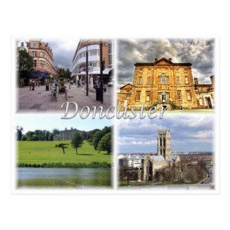 Carte Postale Gigaoctet Royaume-Uni - Angleterre - Doncaster -