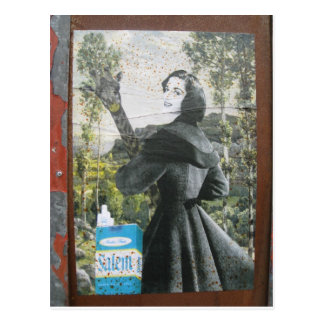 Carte Postale Girafe de Smokin