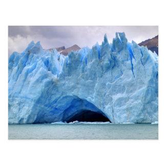 Carte Postale Glace arctique de Naturescape de glacier