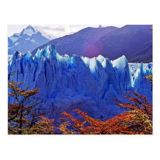 Carte Postale Glaciar Perito Moreno