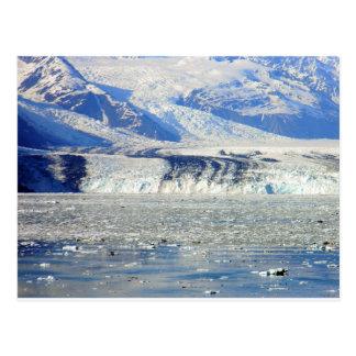 Carte Postale Glacier