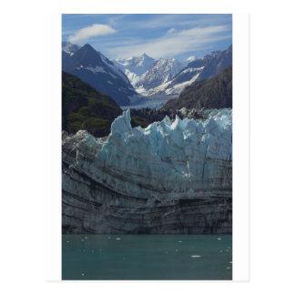 Carte Postale Glacier Alaska de Margerie