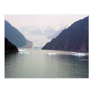 Carte Postale Glacier de l'Alaska