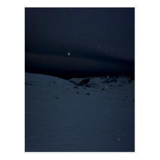 Carte Postale Glacier islandais