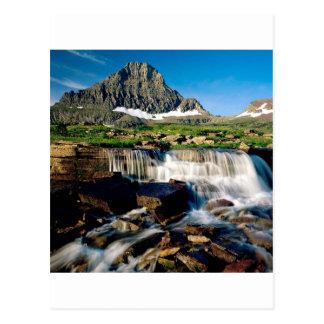 Carte Postale Glacier Montana de parc