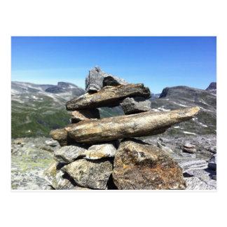 Carte Postale Glacier norvégien