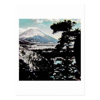 Carte Postale Glissière de lanterne magique en verre de TAKAGI