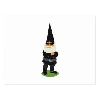 Carte Postale Gnome de cycliste