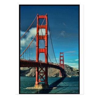Carte Postale Golden Gate