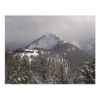 Carte Postale Gondole de Banff