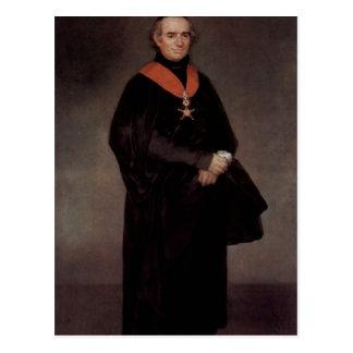 Carte Postale Goya y Lucientes, Francisco de Portr ? DES Juan de