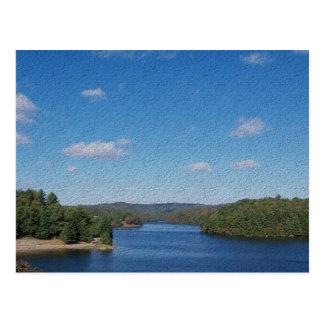 Carte Postale Grand ciel bleu