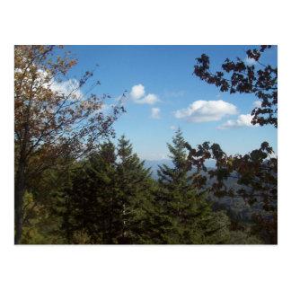 Carte Postale Grande vue 5 de montagne fumeuse