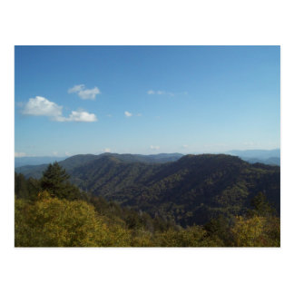 Carte Postale Grande vue 6 de montagne fumeuse