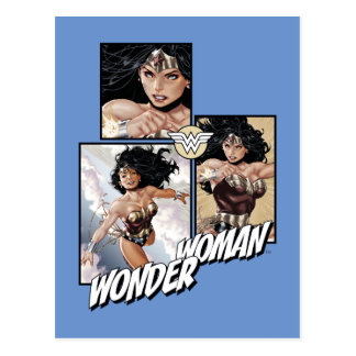 Carte Postale Graphique comique de l'art nouveaux 52 de femme de