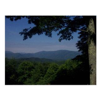 Carte Postale Great Smoky Mountains