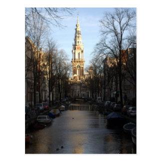 Carte Postale Groenburgwal, Amsterdam
