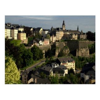 Carte Postale Grund, Luxembourg