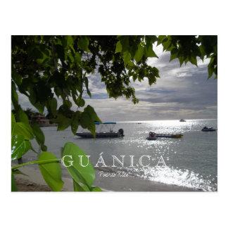 Carte Postale Guanica, Porto Rico