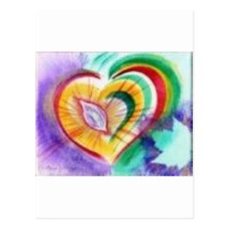 Carte Postale Guérison du coeur