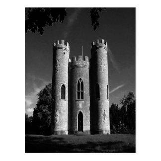 Carte Postale Guerre biologique du château du château de Blaise