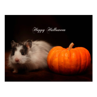 Carte Postale Halloween d'Oreo